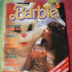 Juguetes antiguos: REVISTA BARBIE COMICS FORUM AÑO 1990. Lote 39901873