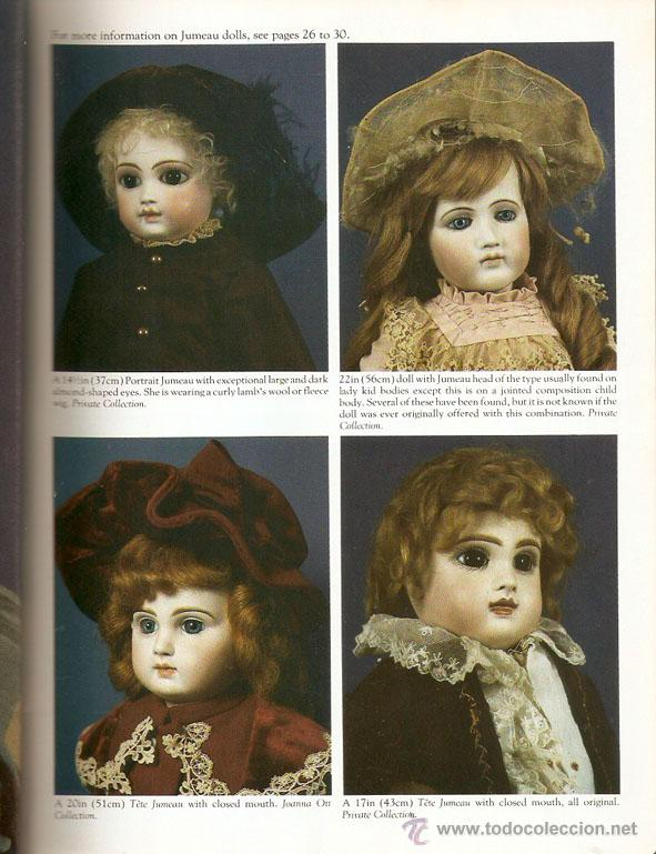 Juguetes antiguos: Muñecas. DOLL CLASSICS. by Jan Foulke. EEUU 1987. 208 pag. 22 x 28 cms. -Vell i Bell - Foto 3 - 40746393