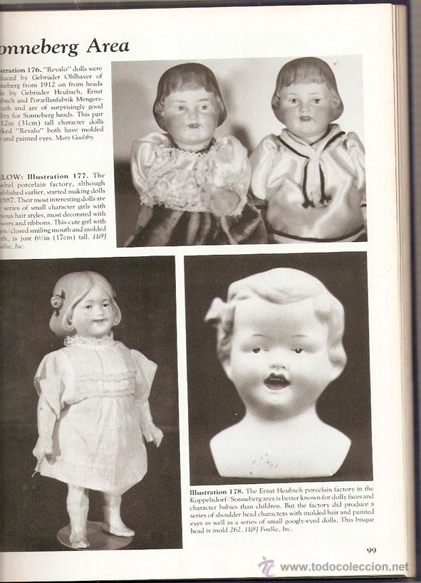 Juguetes antiguos: Muñecas. DOLL CLASSICS. by Jan Foulke. EEUU 1987. 208 pag. 22 x 28 cms. -Vell i Bell - Foto 4 - 40746393