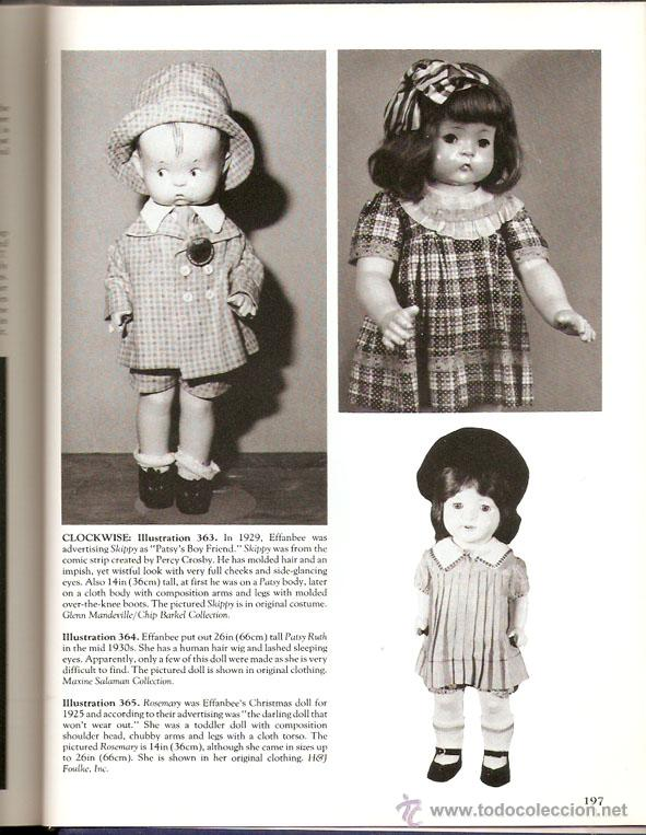 Juguetes antiguos: Muñecas. DOLL CLASSICS. by Jan Foulke. EEUU 1987. 208 pag. 22 x 28 cms. -Vell i Bell - Foto 5 - 40746393