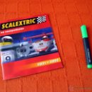 Juguetes antiguos: CATALOGO SCALEXTRIC 2001 - 2002 TECNITOYS. Lote 40872886