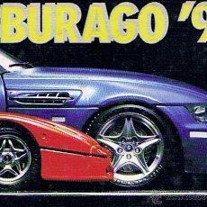 Juguetes antiguos: BBURAGO BURAGO CATALOGO 1997. Lote 41008250