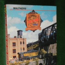 Juguetes antiguos: CATALOGO WALTHERS THE WORLD OF HO SCALE 1993 - TRENES. Lote 41011701