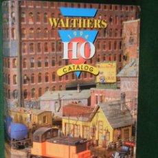 Juguetes antiguos: CATALOGO WALTHERS HO CATALOG 1994 - TRENES. Lote 41011738