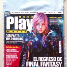 Jouets Anciens: REVISTA PLAYMANIA Nº 183 - FEBRERO 2014 - ESPECIAL FINAL FANTASY: XIII LIGHTNING RETURNS,X,X-2,XIV... Lote 41617636