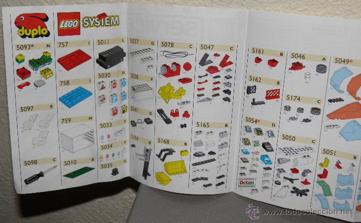 Juguetes antiguos: CATALOGO LEGO SERVICE,1993 - Foto 2 - 41813552