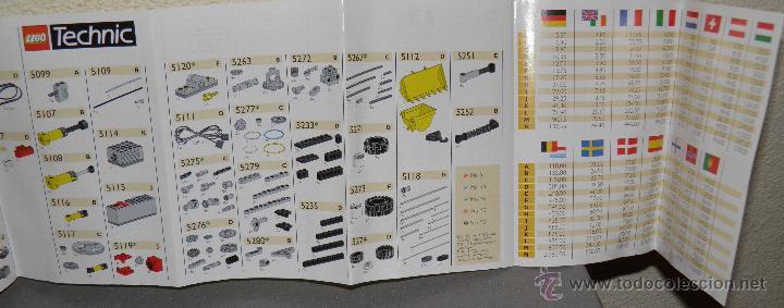Juguetes antiguos: CATALOGO LEGO SERVICE,1993 - Foto 6 - 41813552