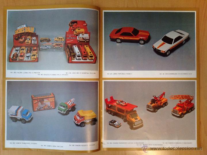 Juguetes antiguos: Catalogo de Rico de 1985 - Foto 2 - 42549184