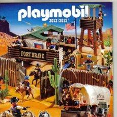 Juguetes antiguos: CATALOGO PLAYMOBIL AGOSTO 2012-FEBRERO 2013 EN ALEMAN. Lote 43262564