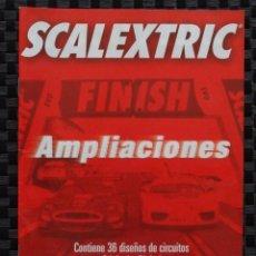 Juguetes antiguos: SCALEXTRIC AMPLIACIONES 2006. Lote 43277790