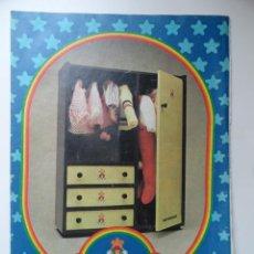 Giocattoli antichi: HOJA PUBLICIDAD MUÑECO BABY BABY MOCOSETE (MUÑECAS TOYSE). Lote 45333426