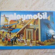 Juguetes antiguos: CATALOGO PLAYMOBIL 2008. Lote 45933375