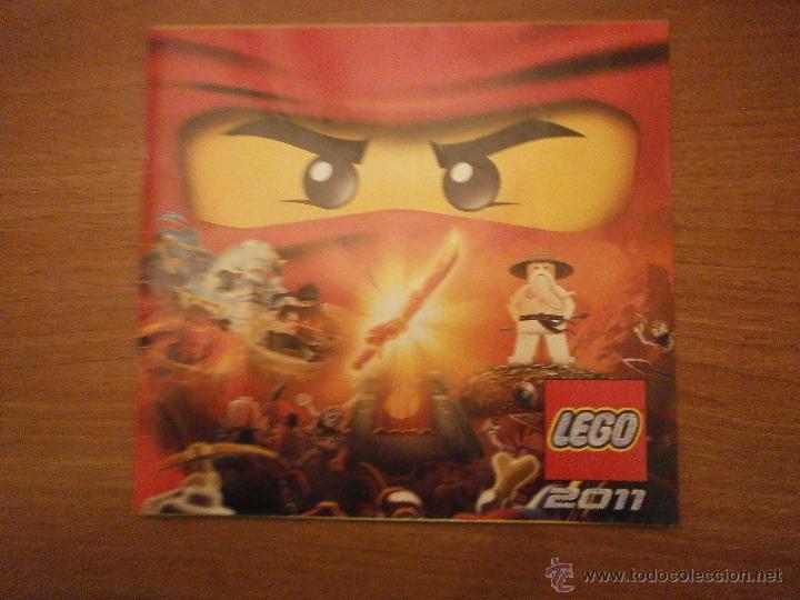 CATALAGO LEGO 2011- (Juguetes - Catálogos y Revistas de Juguetes)