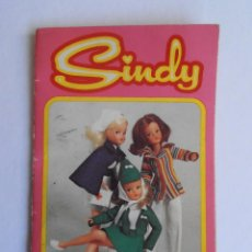 Juguetes antiguos: CATALOGO SINDY 1974 MADE IN SPAIN. Lote 46370649
