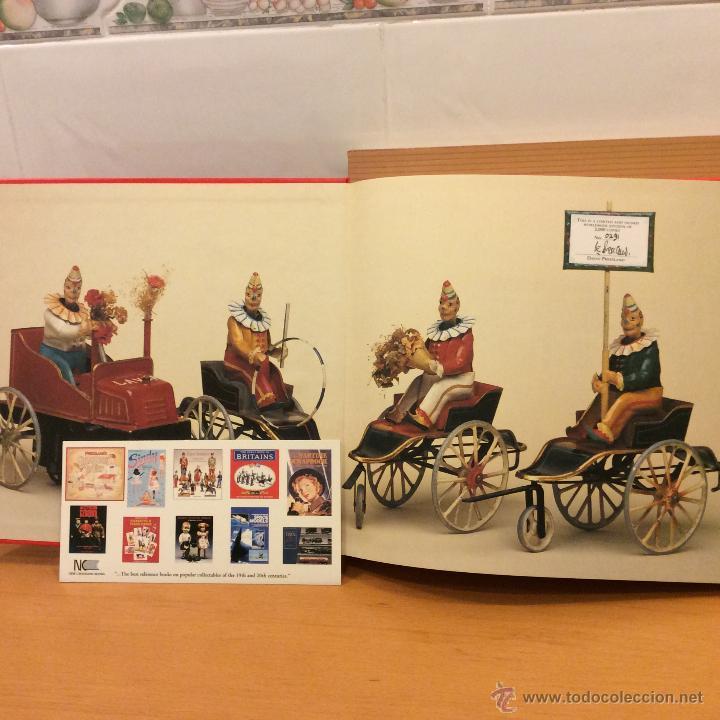 Juguetes antiguos: LIBRO GREAT BOOK TIN TOYS DAVID PRESSLAND 1995 - Foto 4 - 46469765