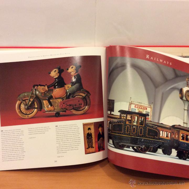 Juguetes antiguos: LIBRO GREAT BOOK TIN TOYS DAVID PRESSLAND 1995 - Foto 11 - 46469765