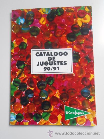 Catalogo juguetes el corte ingles 90 91 mansion comprar for Catalogo recibidores el corte ingles