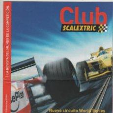 Juguetes antiguos: SCX, REVISTA, CLUB SCALEXTRIC Nº 19. Lote 46940249