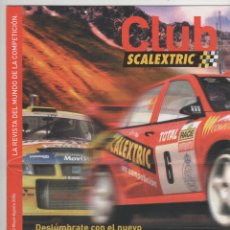 Juguetes antiguos: SCX, REVISTA, CLUB SCALEXTRIC Nº 20. Lote 46940287