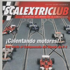 Juguetes antiguos: SCX, REVISTA, CLUB SCALEXTRIC Nº 28. Lote 46958119