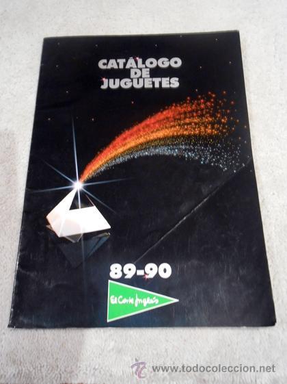 Catalogo juguetes el corte ingles 88 89 gijoe m comprar - Catalogo regalos corte ingles ...