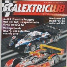 Juguetes antiguos: SCX, REVISTA, CLUB SCALEXTRIC Nº 35. Lote 46998947