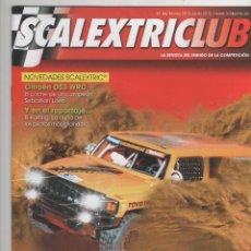 Juguetes antiguos: SCX, REVISTA, CLUB SCALEXTRIC Nº 44. Lote 47021073