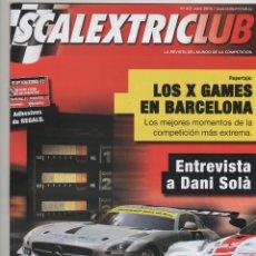 Juguetes antiguos: SCX, REVISTA, CLUB SCALEXTRIC Nº 47. Lote 47021131
