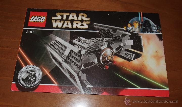 CATÁLOGO LEGO STAR WARS 8017,AÑO 2009 (Juguetes - Catálogos y Revistas de Juguetes)
