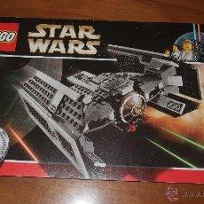 Juguetes antiguos: CATÁLOGO LEGO STAR WARS 8017,AÑO 2009. Lote 47246814