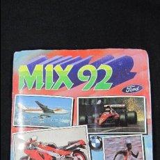 Jouets Anciens: ALBUM DE CROMOS COMPLETO MIX 92. Lote 47501744