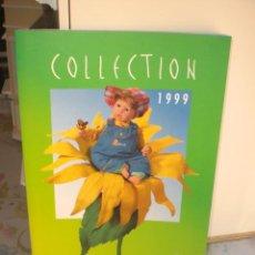 Juguetes antiguos: CATALOGO DE ZAPF CREATION COLLECTION PROFESIONAL 1999. Lote 47669749