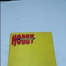 Juguetes antiguos: LIBRO DE REVISTAS HOBBYCONSOLAS ANTIGUO,AÑO 1991. Lote 48322334