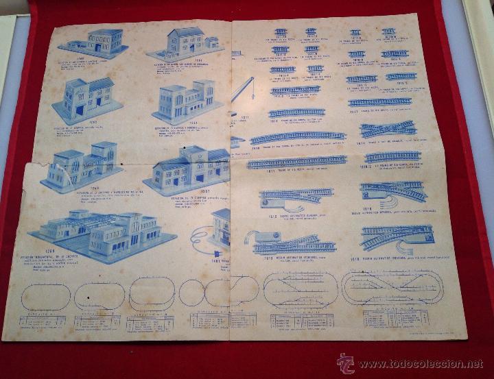 Juguetes antiguos: PAYA HO CATALOGO DE FERROCARRILES EN MINIATURA - Foto 2 - 48642777