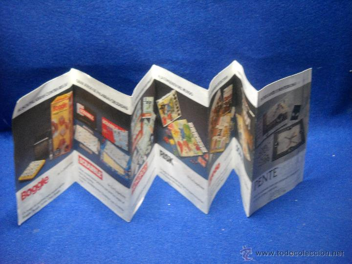 Juguetes antiguos: CATALAGO DE JUGUETES PARKER - Foto 2 - 48756056