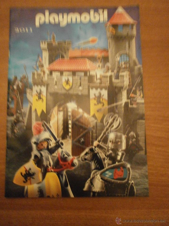 REVISTA -PLAYMOBIL -2011 (Juguetes - Catálogos y Revistas de Juguetes)