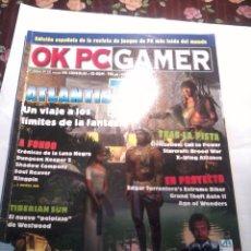Juguetes antiguos: OK PC GAMER ATLANTIS II.UN VIAJE A LOS LÍMITES DE LA FANTASÍA 2ª EPÓCA Nº 34 SIN CD.. Lote 129954696