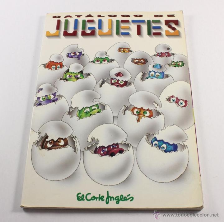 Catalogo de juguetes el corte ingles 1993 gij comprar cat logos y revistas de juguetes - El corte ingles catalogo digital ...