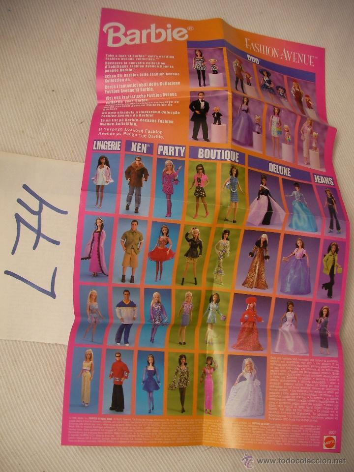 Catalogo Barbie Envio Gratis A Espana Comprar Catalogos Y