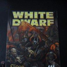 Brinquedos antigos: REVISTA WHITE DWARF Nº 111 GAMES WORKSHOP. Lote 50633034
