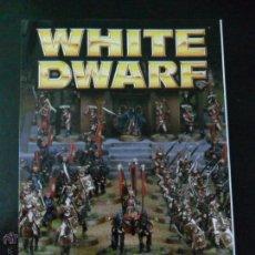 Juguetes antiguos: REVISTA WHITE DWARF Nº 130 GAMES WORKSHP. Lote 50633134