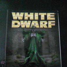 Juguetes antiguos: REVISTA WHITE DWARF Nº 133 GAMES WORKSHP. Lote 50633643