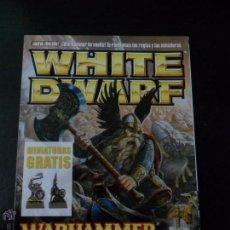 Juguetes antiguos: REVISTA WHITE DWARF Nº 137 GAMES WORKSHP. Lote 50668654