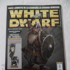 Juguetes antiguos: REVISTA WHITE DWARF Nº 145 GAMES WORKSHP. Lote 50668764