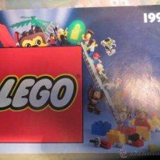 Juguetes antiguos: CATALAGO LEGO 1991. Lote 51208231