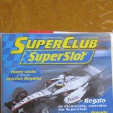 Juguetes antiguos: REVISTA DEL CLUB SCALEXTRIC INGLATERRA AÑO 2005 NUMERO CERO.. Lote 51405304