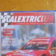 Juguetes antiguos: REVISTA DEL CLUB SCALEXTRIC AÑO 2007 NUMERO 29 .. Lote 51405903