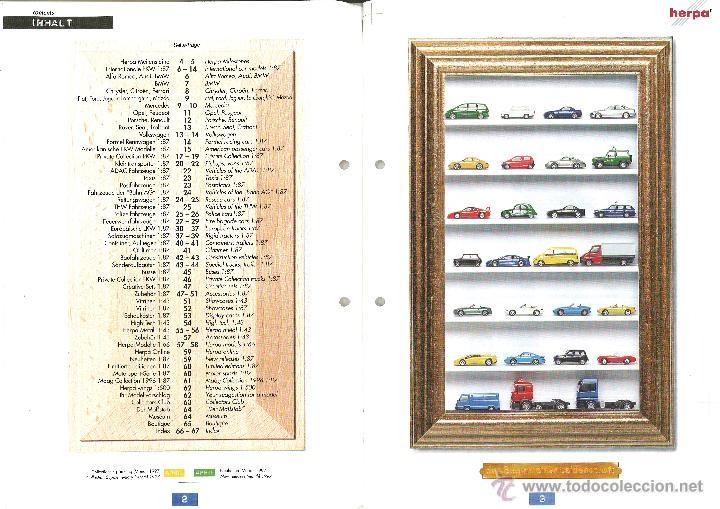 Juguetes antiguos: CATÁLOGO HERPA 1997 - Foto 2 - 51489048