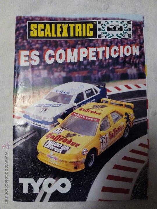 CATÁLOGO SCALEXTRIC 1998 (Juguetes - Catálogos y Revistas de Juguetes)