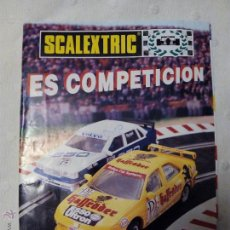 Juguetes antiguos: CATÁLOGO SCALEXTRIC 1998. Lote 51613629